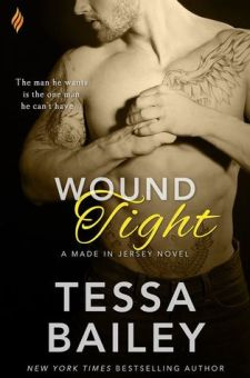 #BookReview & #BlogTour Wound Tight by Tessa Bailey @mstessabailey