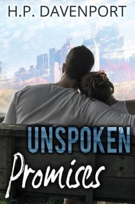 #BookReview #BlogTour Unspoken Promises by H.P. Davenport @hpdavenportauth