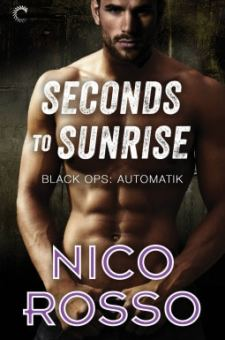#BookReview Seconds to Sunrise by Nico Rosso @Nico_Rosso @CarinaPress