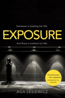 #BookReview Exposure by Aga Lesiewicz @Aga_Lesiewicz @PGCBooks