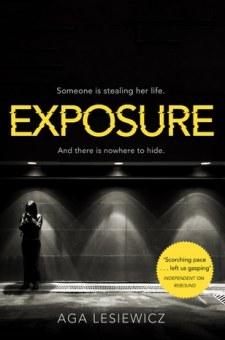 #BookReview Exposure by Aga Lesiewicz @Aga_Lesiewicz @PGCBooks