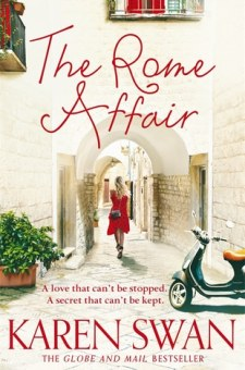 #BookReview The Rome Affair by Karen Swan @KarenSwan1 @PGCBooks