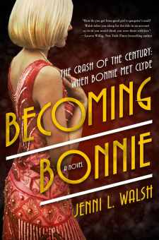 #BookReview #BecomingBonnie by Jenni L. Walsh #BonnieAndClydeVersary @jennilwalsh @forgereads