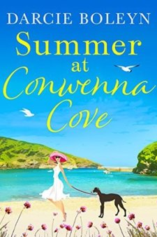 #BlogTour & #BookReview Summer at Conwenna Cove by Darcie Boleyn @DarcieBoleyn @canelo_co