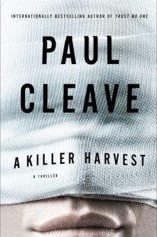#BookReview A Killer Harvest by Paul Cleave@PaulCleave @SimonSchusterCA