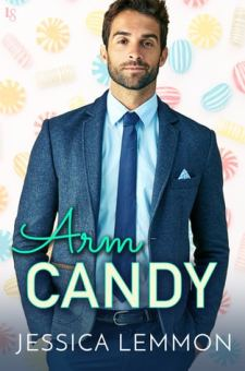 #BookReview Arm Candy by Jessica Lemmon @lemmony @readloveswept