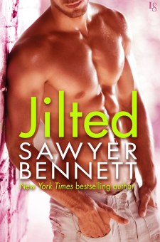 #BlogTour & #BookReview Jilted by Sawyer Bennett @BennettBooks @InkSlingerPR