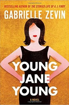 #BookReview Young Jane Young by Gabrielle Zevin @gabriellezevin @PenguinCanada