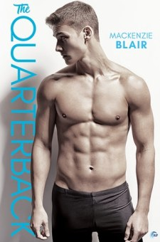 #BookReview The Quarterback by Mackenzie Blair @RiptideBooks
