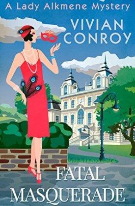 #BlogTour #BookReview Fatal Masquerade by Vivian Conroy @VivWrites @HQDigitalUK