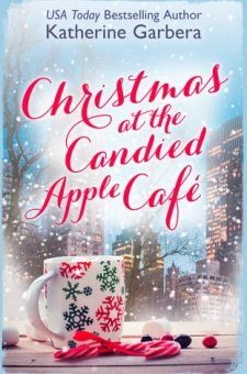 #BookReview #BlogTour Christmas at the Candied Apple Cafe @katheringarbera @HarperImpulse @rararesources