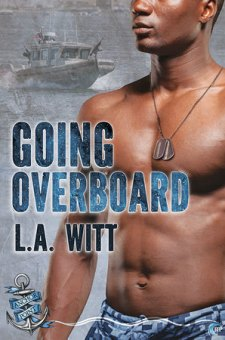 #BookReview Going Overboard by L.A. Witt @GallagherWitt @RiptideBooks