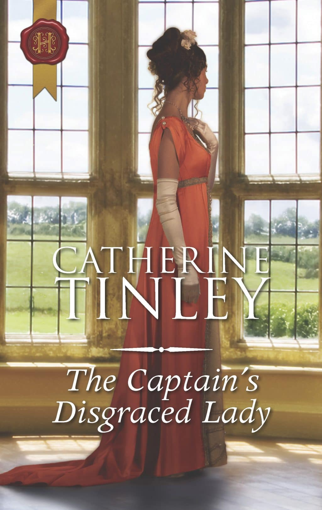 The Captain's Disgraced Lady