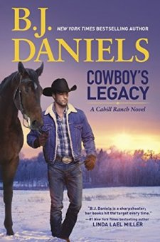 #BookReview Cowboy's Legacy by B.J. Daniels @bjdanielsauthor @HarlequinBooks