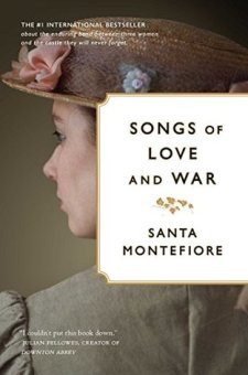 #BookReview Songs of Love and War by Santa Montefiore @SantaMontefiore @SimonSchusterCA