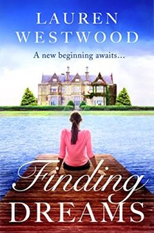 #BookReview #BlogTour Finding Dreams by Lauren Westwood @lwestwoodwriter @Aria_Fiction