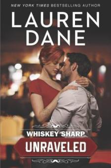 #BookReview Whiskey Sharp: Unraveled by Lauren Dane @laurendane @HarlequinBooks