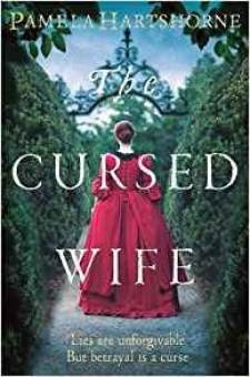 #BookReview The Cursed Wife by Pamela Hartshorne @PamHartshorne @PGCBooks @panmacmillan