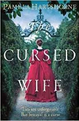 #BookReview The Cursed Wife by Pamela Hartshorne @PamHartshorne @PGCBooks @panmacmillan