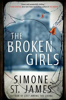 #BookReview The Broken Girls by Simone St. James @simone_stjames @BerkleyPub #NetGalley