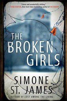 #BookReview The Broken Girls by Simone St. James @simone_stjames @BerkleyPub #NetGalley