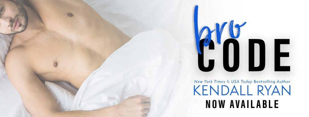 #BlogTour #BookReview Bro Code by Kendall Ryan @KendallRyan1 @InkSlingerPR