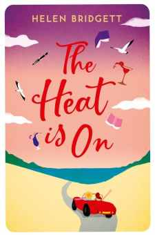 #BlogTour #BookReview Heat is On by Helen Bridgett @Helen_Bridgett @RedDoorBooks #LoveBooksGroup