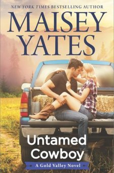 #BookReview Untamed Cowboy by Maisey Yates @maiseyyates @HarlequinBooks