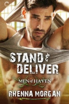 #BookReview Stand & Deliver by Rhenna Morgan @rhennamorgan @CarinaPress