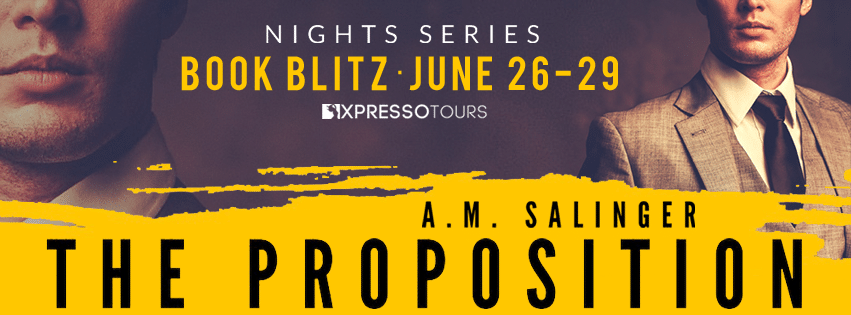 #BookBlitz The Proposition by A.M. Salinger @XpressoReads
