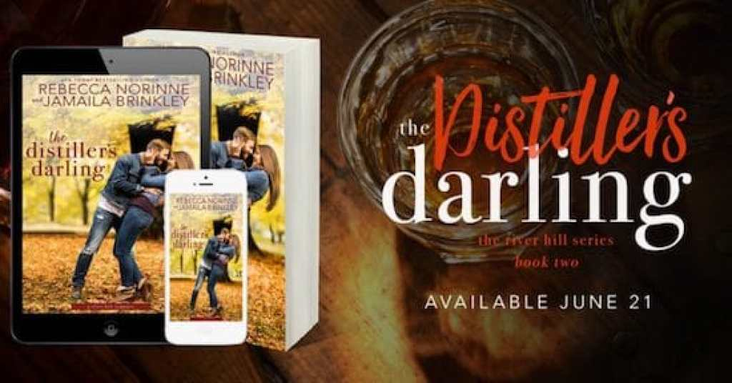#BlogTour #BookReview The Distiller's Darling by Rebecca Norinne & Jamaila Brinkley @rebecca_norinne @jamaila @InkSlingerPR