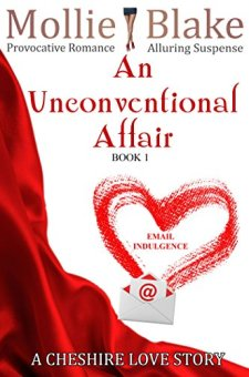#BookReview #BlogTour #Giveaway An Unconventional Affair – Email Indulgence by Molly Blake @MollieBlake0 @rararesources