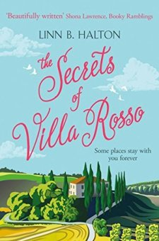 #BookReview The Secrets of Villa Rosso by Linn B. Halton @LinnBHalton @HarperImpulse