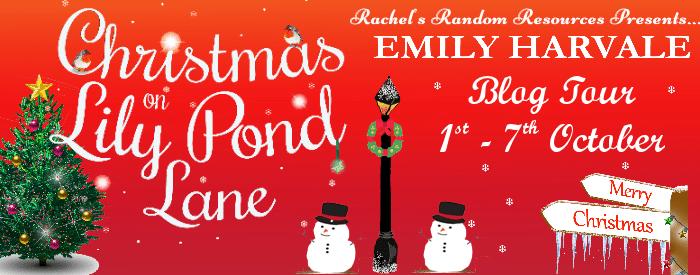 #BookReview #BlogTour Christmas on Lily Pond Lane by Emily Harvale @emilyharvale @rararesources #LilyPondLane
