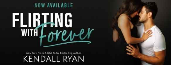 #BlogTour #BookReview Flirting with Forever by Kendall Ryan @KendallRyan1 @InkSlingerPR
