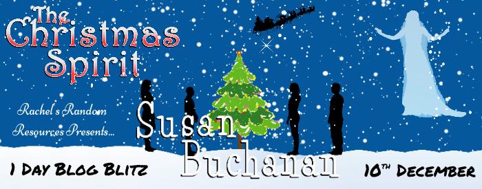 #BookReview #BlogTour #Giveaway The Christmas Spirit by Susan Buchanan @susan_buchanan @rararesources