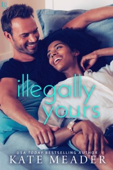 #BookReview Illegally Yours by Kate Meader @KittyMeader @readloveswept