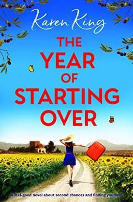 #BookReview The Year of Starting Over by Karen King @karen_king @bookouture