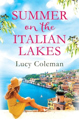 #BookReview #BlogTour #Giveaway Summer on the Italian Lakes by Lucy Coleman @LucyColemanAuth @aria_fiction @rararesources
