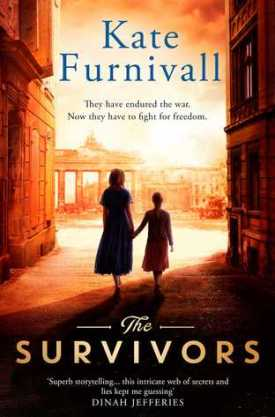 #BookReview The Survivors by Kate Furnivall @KateFurnivall @SimonSchusterCA