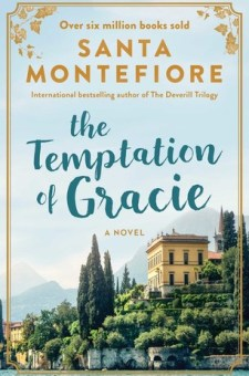 #BookReview The Temptation of Gracie by Santa Montefiore @SantaMontefiore @SimonSchusterCA