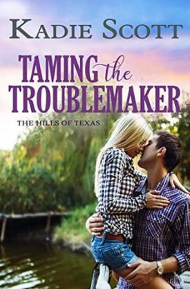 #BookBlitz #Giveaway Taming the Troublemaker by Kadie Scott @AOwenBooks @XpressoReads