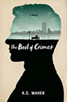 #BlogTour #BookReview The Best of Crimes by K.C. Maher @kcmaher3 @RedDoorBooks #thebestofcrimes