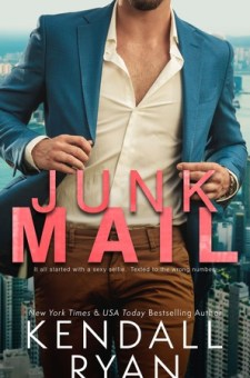 #BlogTour #BookReview Junk Mail by Kendall Ryan @KendallRyan1 #standalone