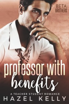 #BookReview Professor with Benefits by Hazel Kelly @hazelkellyauthor