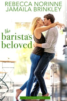 #BookReview The Barista's Beloved by Rebecca Norinne & Jamaila Brinkley @rebecca_norinne @jamaila