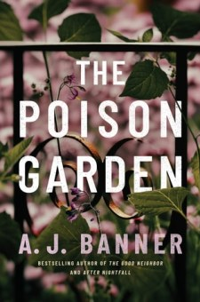 #BookReview The Poison Garden by A. J. Banner @ajbannerwriter @AmazonPub