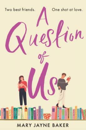 #BlogTour #BookReview A Question of Us by Mary Jayne Baker @MaryJayneBaker @aria_fiction