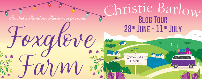 #BookReview #BlogTour Foxglove Farm by Christie Barlow @ChristieJBarlow @HarperImpulse @rararesources