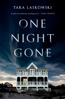 #BookReview One Night Gone by Tara Laskowski @TaraLWrites @HarlequinBooks